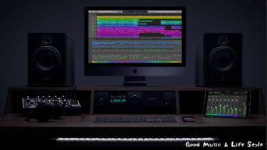 【DTM】Macを使うならLogic Pro Xで快適な音楽ライフを