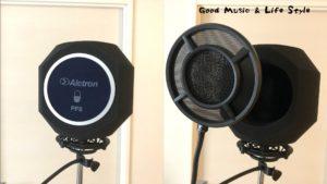 【DTM】ボーカルREC時のノイズ対策に効果的なアイテムを見つけた【Alctron PF8レビュー】